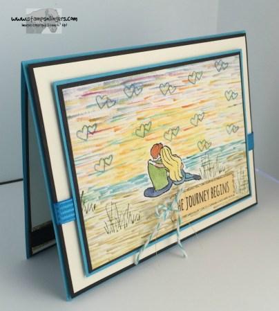 Beautiful Journey Begins 3 - Stamps-N-Lingers