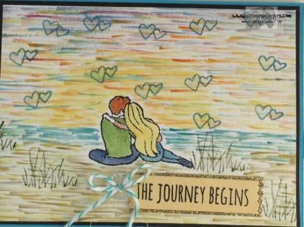 Beautiful Journey Begins 4 - Stamps-N-Lingers