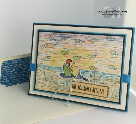 Beautiful Journey Begins 7 - Stamps-N-Lingers