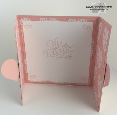 Bloomin' Heart Be Mine 1 - Stamps-N-Lingers