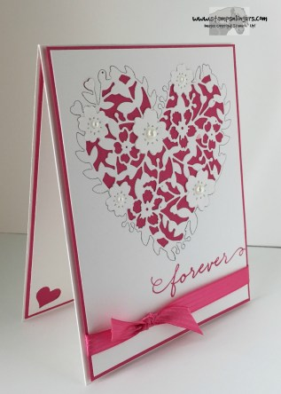 Bloomin' Heart Forever 2 - Stamps-N-Lingers
