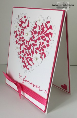 Bloomin' Heart Forever 3 - Stamps-N-Lingers