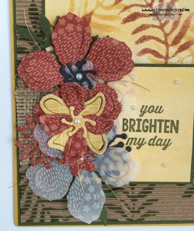 Botanical Builder Sunburst Sayings 3 - Stamps-N-Lingers