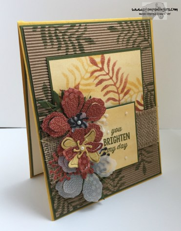 Botanical Builder Sunburst Sayings 6 - Stamps-N-Lingers
