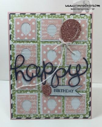 Happy Birthday Pants 1 - Stamps-N-Lingers