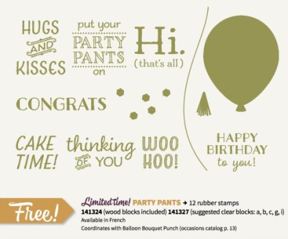 party-pants-stamp-set