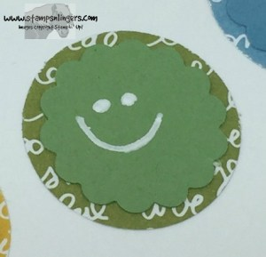 Petite Pairs Smiley Thanks 4 - Stamps-N-Lingers