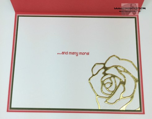 Rose Garden Happy Birthday 5 - Stamps-N-Lingers