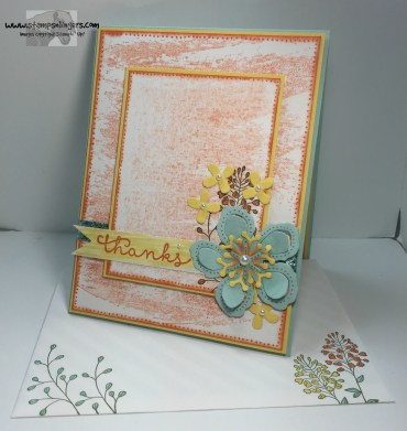 Wildflower Cottage Thanks 6 - Stamps-N-Lingers