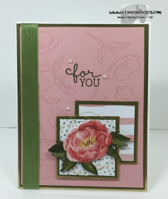 Birthday Blooms For You 1 - Stamps-N-Lingers
