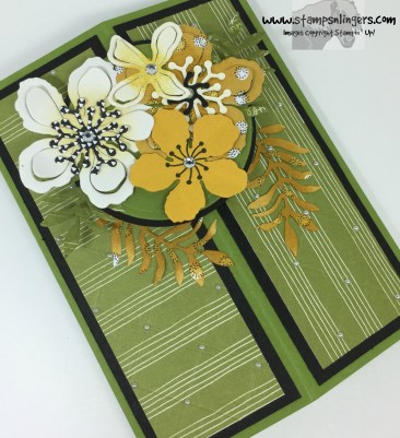 Botanical Fun Fold 2 - Stamps-N-Lingers
