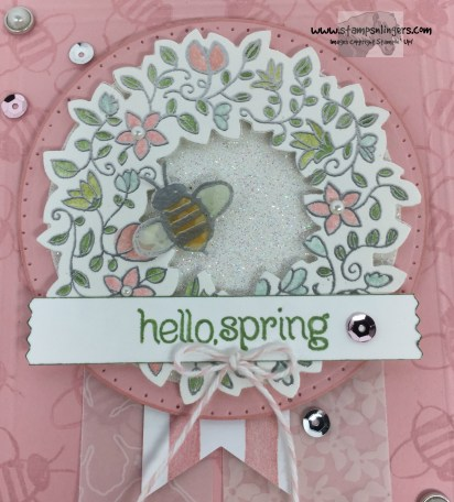 Circle of Spring Garden 6 - Stamps-N-Lingers