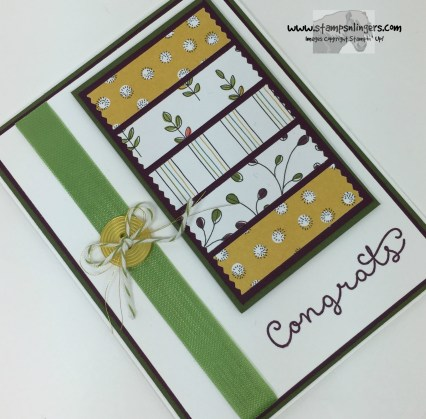 Cottage Greetings Congrats 4 - Stamps-N-Lingers