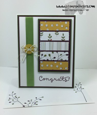 Cottage Greetings Congrats 6 - Stamps-N-Lingers