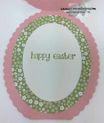 Friends & Flowers Easter Bunny 10 - Stamps-N-Lingers