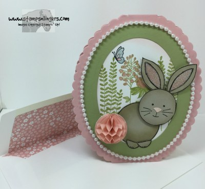 Friends & Flowers Easter Bunny 12 - Stamps-N-Lingers