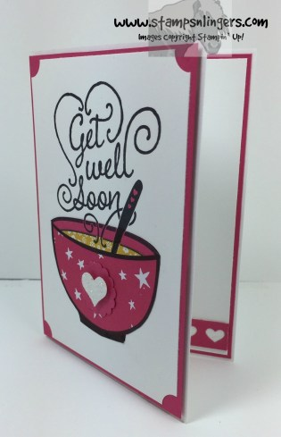 Get Well Melon Mambo Soup 3 - Stamps-N-Lingers