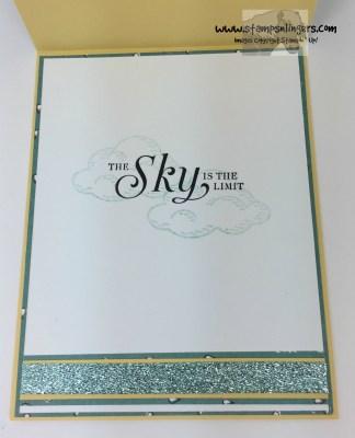 Sky's The Limit Sunburst Congrats 5 - Stamps-N-Lingers