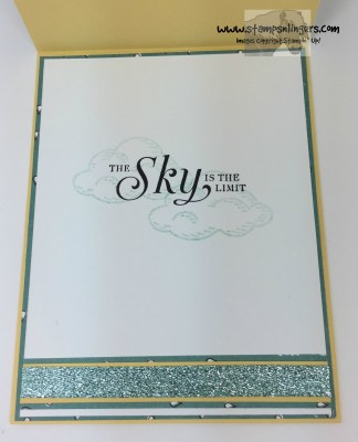 Sky's The Limit Sunburst Congrats 5 - Stamps-N-Lingers