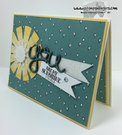 Sunburst Something to Say 4 - Stamps-N-Lingers