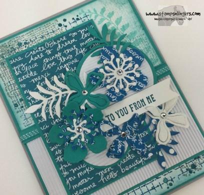 Timelessly Textured Botanical Builder 8 - Stamps-N-Lingers