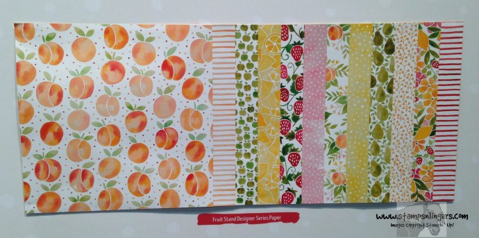 Fruit Stand Suite 6 - Stamps-N-Lingers