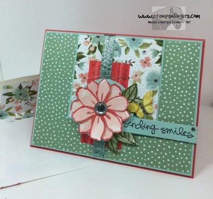 Garden in Bloom 7 - Stamps-N-Lingers
