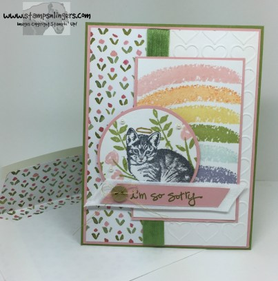 Greatest Greetings Kitty Sympathy 7 - Stamps-N-Lingers