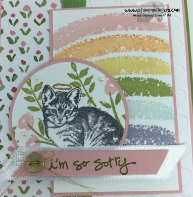 Greatest Greetings Kitty Sympathy 8 - Stamps-N-Lingers