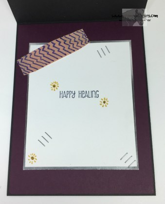 Layered Letters Happy Healing 5 - Stamps-N-Lingers