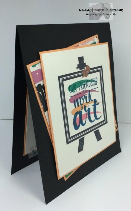 Playful Palette Work of Art 2 - Stamps-N-Lingers