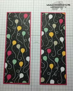 Shutter Fold Tutorial 4 - Stamps-N-Lingers