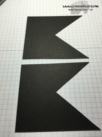 Shutter Fold Tutorial 7 - Stamps-N-Lingers