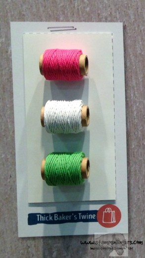 Thick Baker's Twine - Stamps-N-Lingers