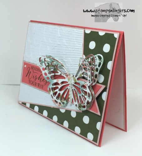Triple Butterfly Basics 3 - Stamps-N-Lingers