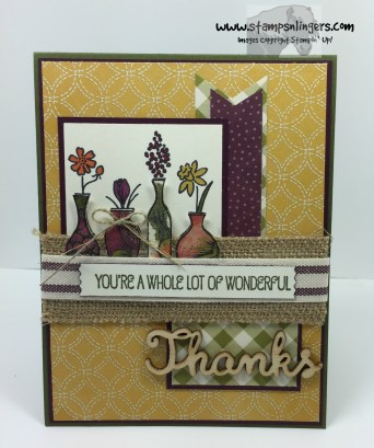 Vivid Vases Thanks 1 - Stamps-N-Lingers