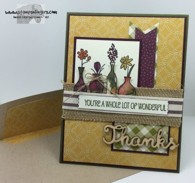 Vivid Vases Thanks 7 - Stamps-N-Lingers