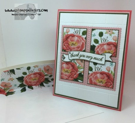 Basket For You Birthday Bouquet 7 - Stamps-N-Lingers