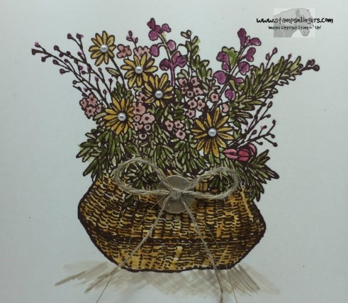 Basket For You Get Well 2 - Stamps-N-Lingers