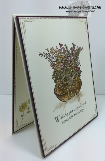 Basket For You Get Well 3 - Stamps-N-Lingers