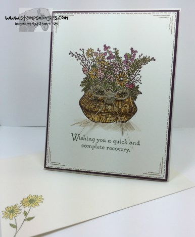 Basket For You Get Well 6 - Stamps-N-Lingers