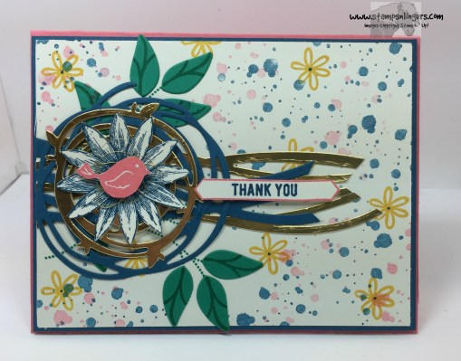 Grateful Bunch Swirly Bird 1 - Stamps-N-Lingers