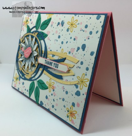 Grateful Bunch Swirly Bird 3 - Stamps-N-Lingers