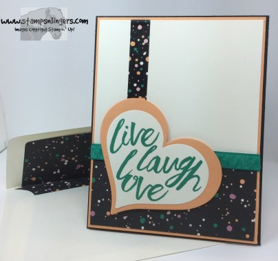 Layering Sweet & Sassy Love 7 - Stamps-N-Lingers