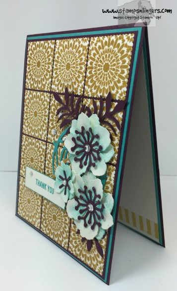 Moroccan Botanicals Thank You 3 - Stamps-N-Lingers