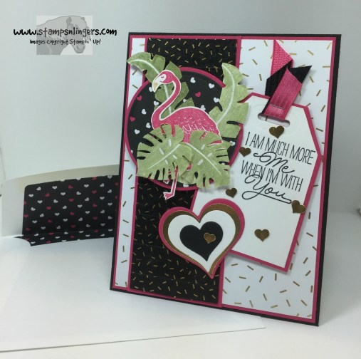 Pop of Pink Paradise 7 - Stamps-N-Lingers