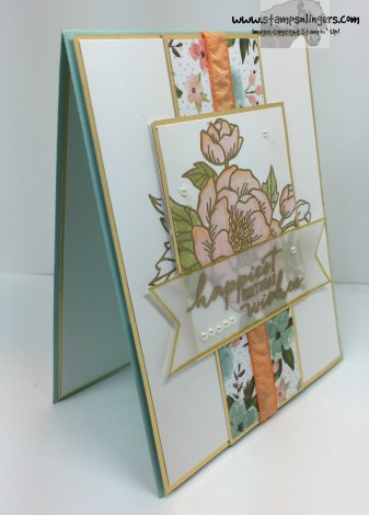 Watercolor Wishes Birthday Blooms 2 - Stamps-N-Lingers