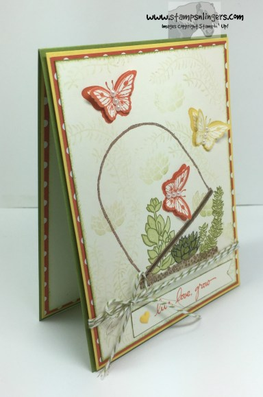 Live, Love, Grow Butterflies 2 - Stamps-N-Lingers