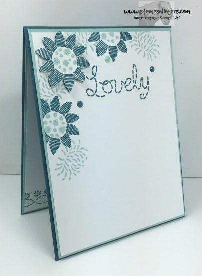 Lovely Stitching Any Day Card 2 - Stamps-N-Lingers