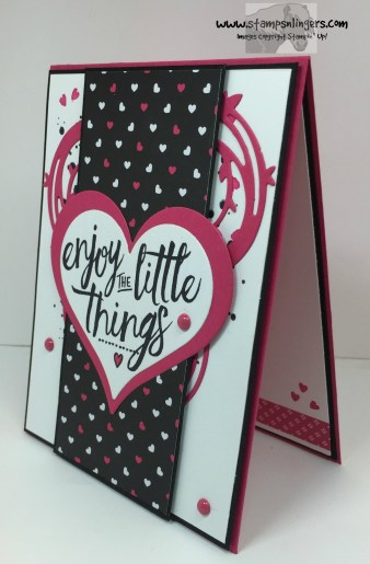 Pop of Pink Layering Love 3 - Stamps-N-Lingers